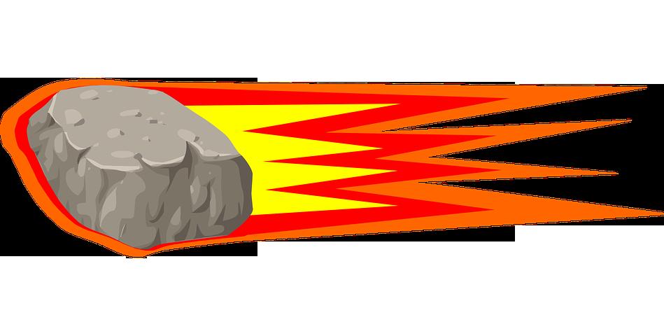 Index of wp content. Comet clipart meteorite
