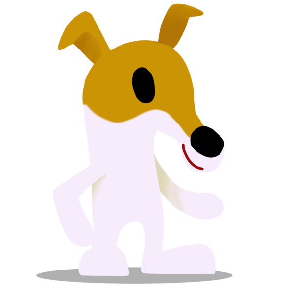 Kangaroo clipart toon. The other reindeer by