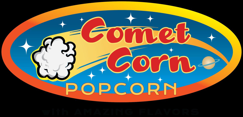 Fundraiser clipart popcorn. About us comet corn