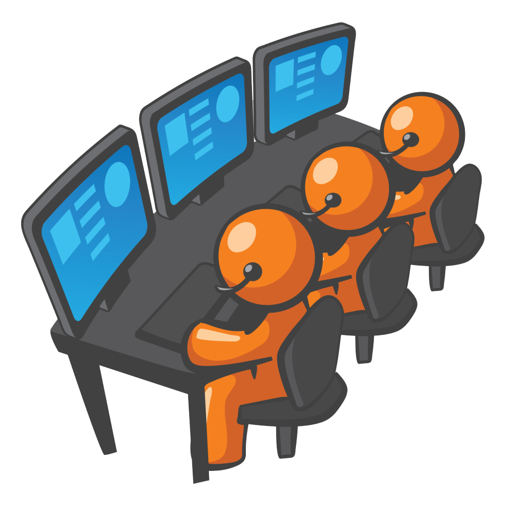 Phone clipart telemarketer. Business it services logirepair