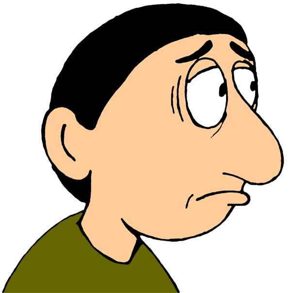 A perfect world clip. Interview clipart face to face interview