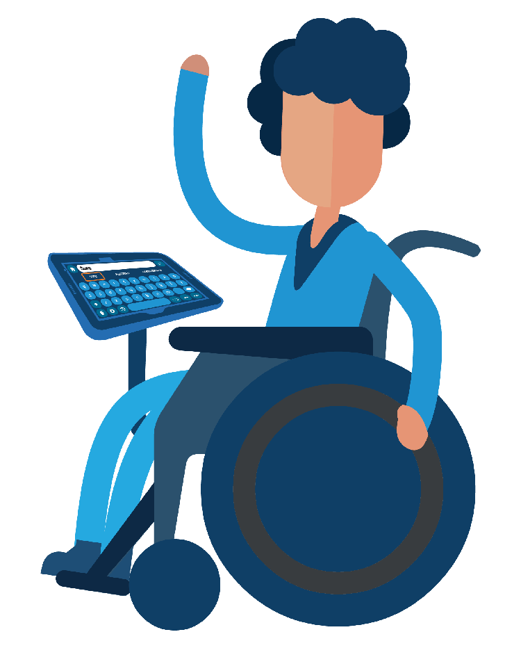 Smartbox assistive for everyone. Technology clipart technical