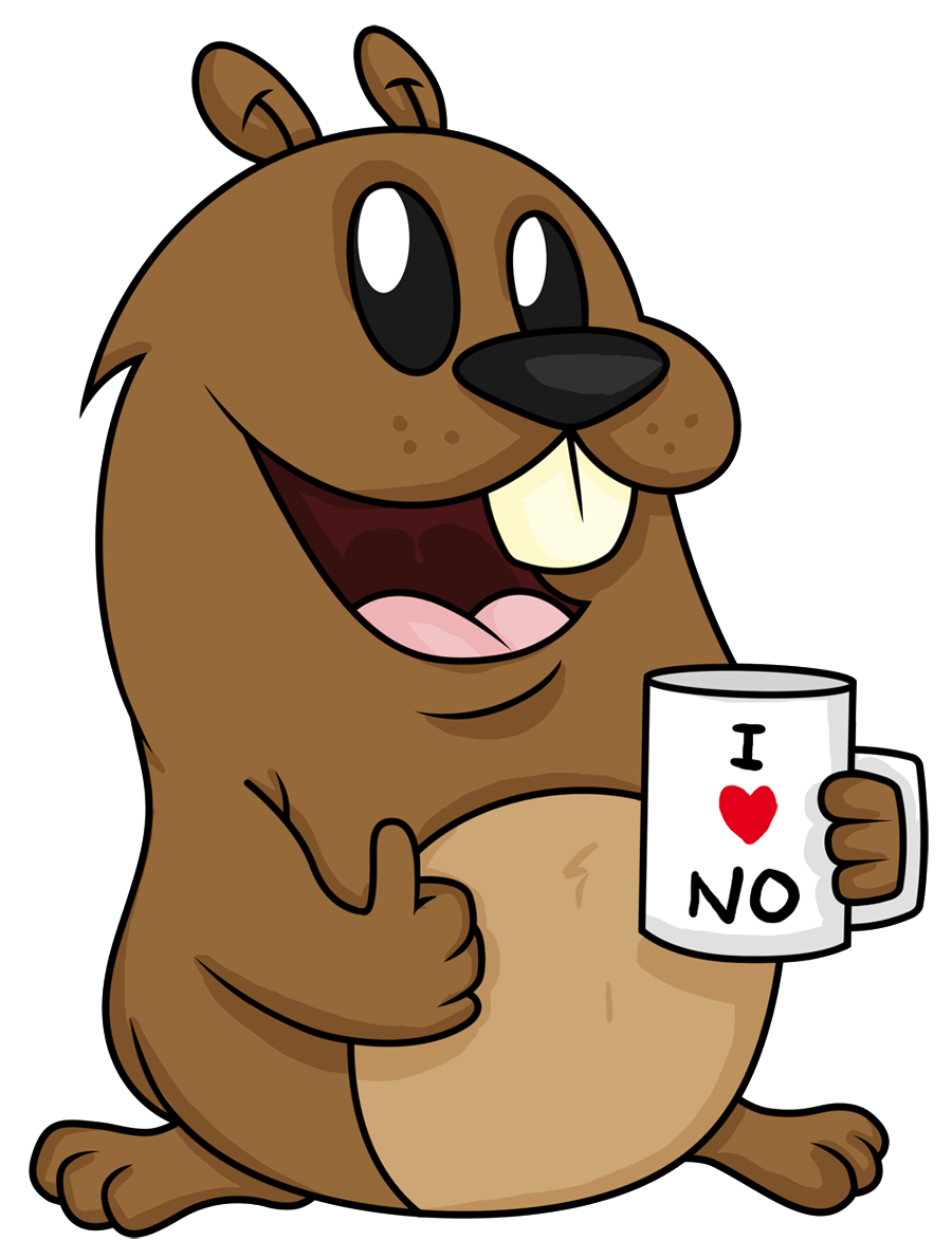 Go for no gopherno. Fear clipart feeling