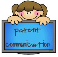 Set up tip parent. Communication clipart classroom