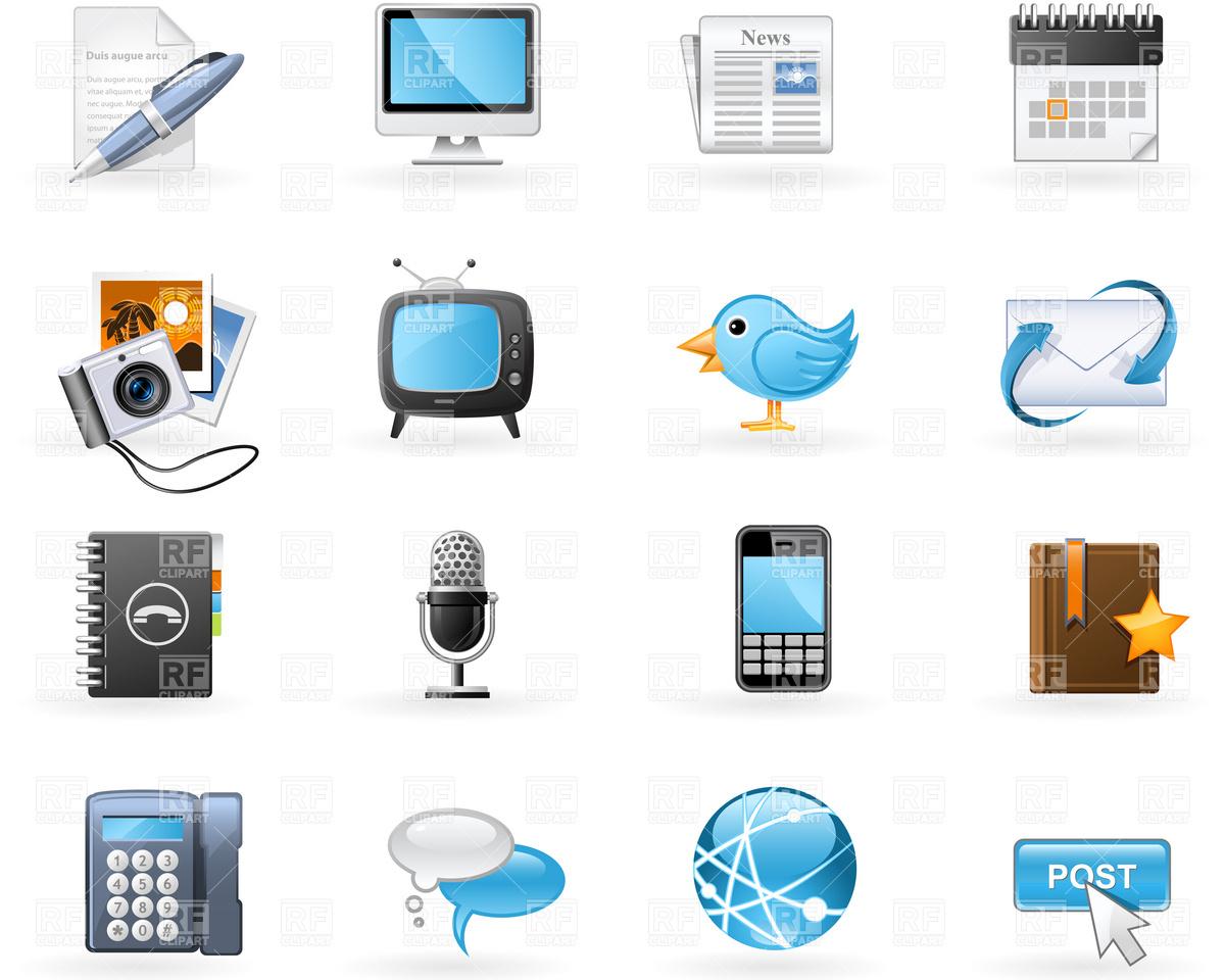 Communications icon panda free. Communication clipart communication channel
