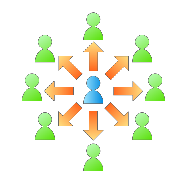 Communication clipart communication network. Sns social connection networking