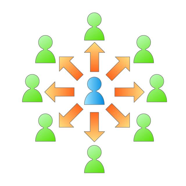 Sns social . Communication clipart communication network