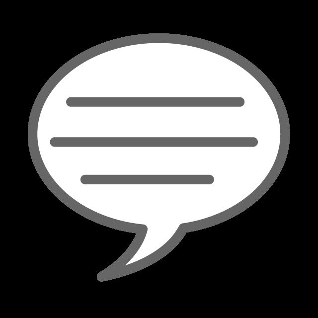 Speak free icon material. Communication clipart communication symbol