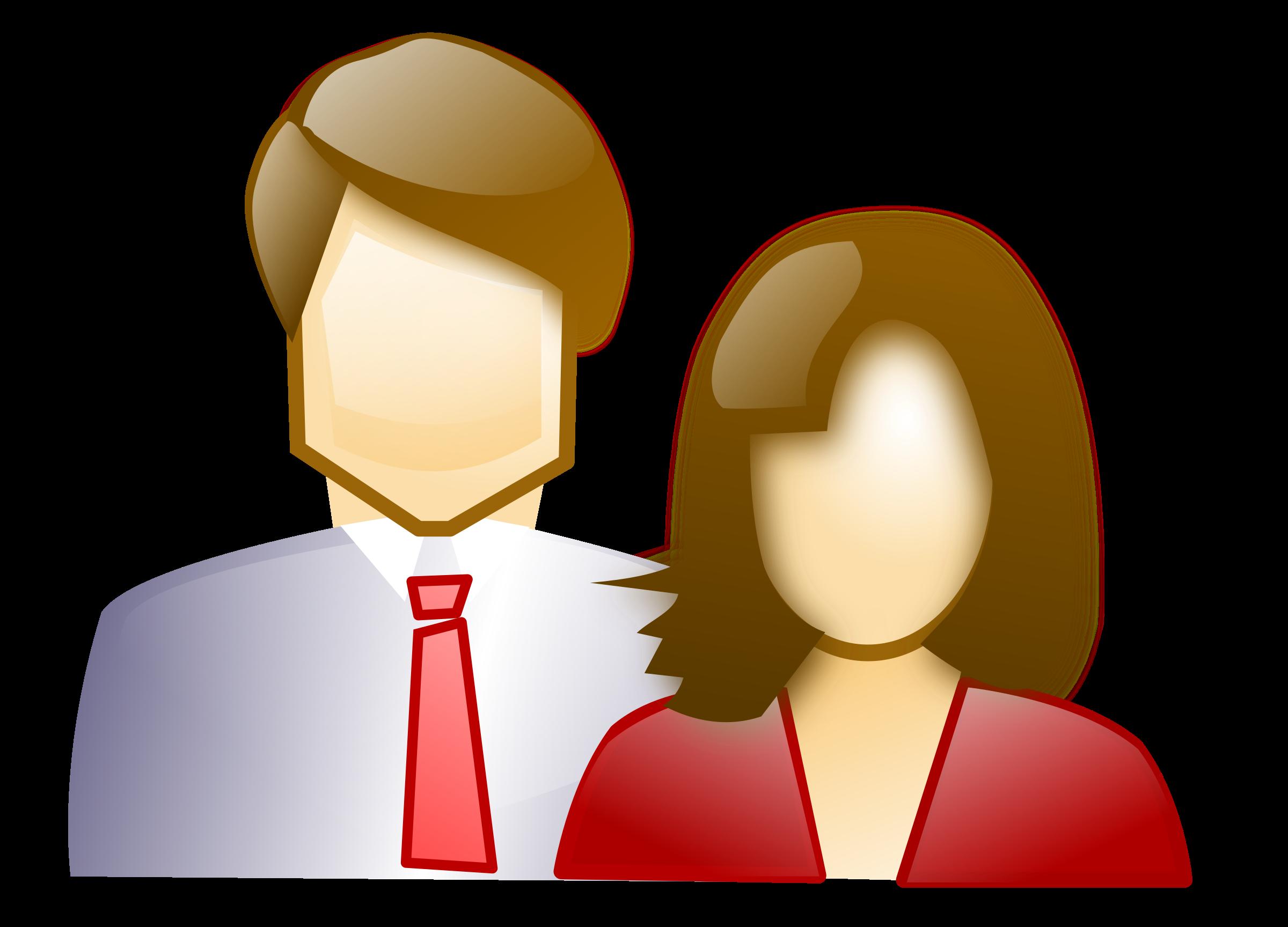 Big image png. Communication clipart couple