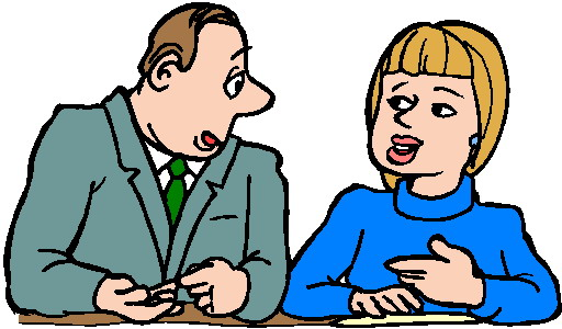 Communication clip art free. Conference clipart face to face meeting