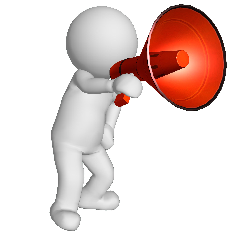 Man announce png pics. Communication clipart interpersonal communication