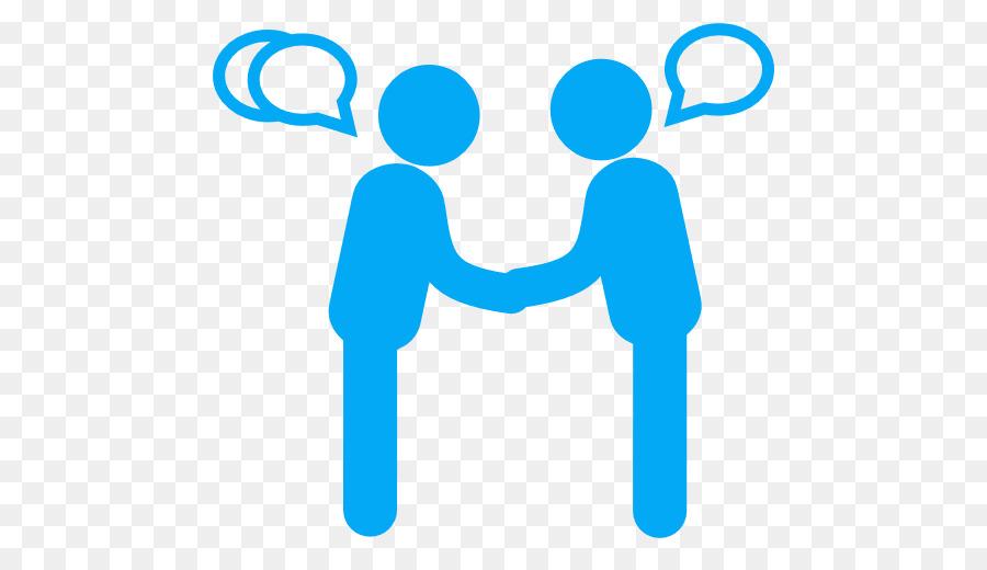 Communication clipart interpersonal communication. Blue circle transparent