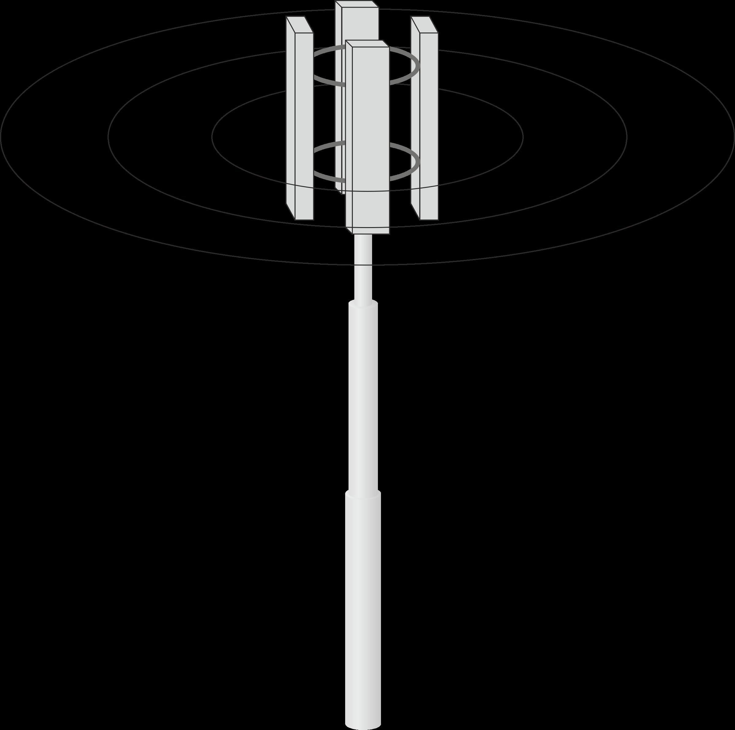 Mast big image png. Communication clipart radio communication