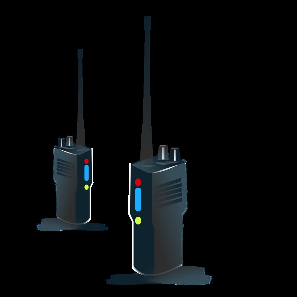 Public domain clip art. Communication clipart radio communication