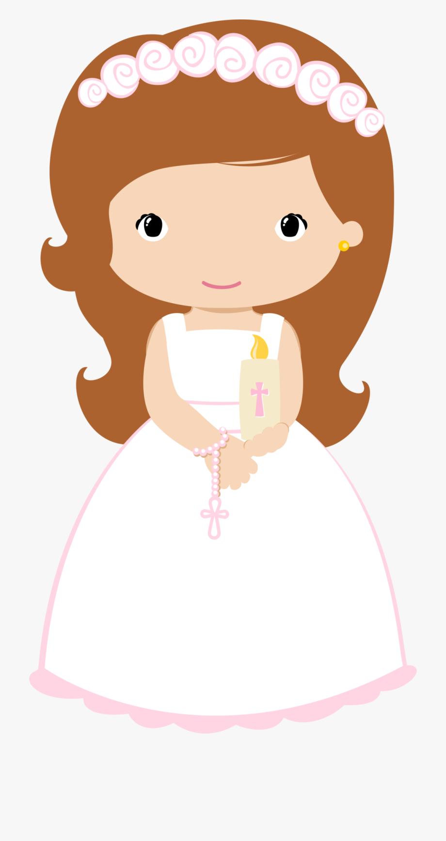 shared girl png. Communion clipart cartoon