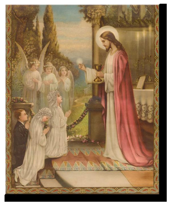 The sacraments . Communion clipart eucharist