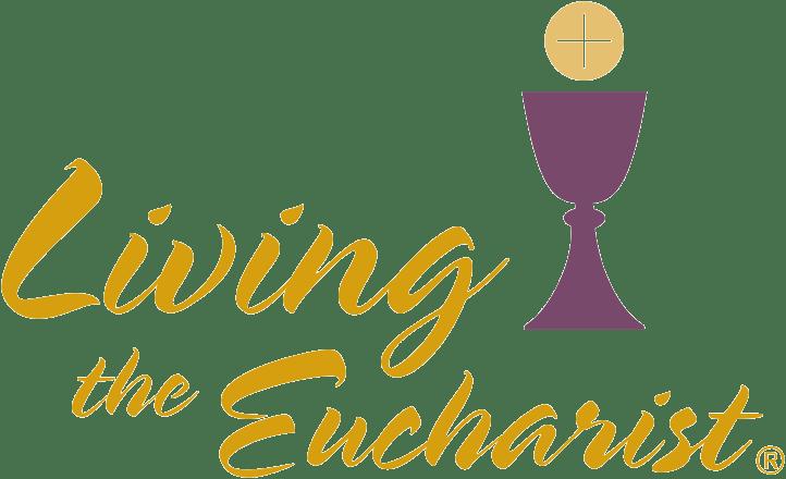 Communion clipart eucharistic adoration. Living the eucharist st