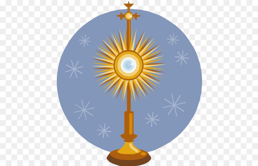 Communion clipart eucharistic adoration. Monstrance clip art