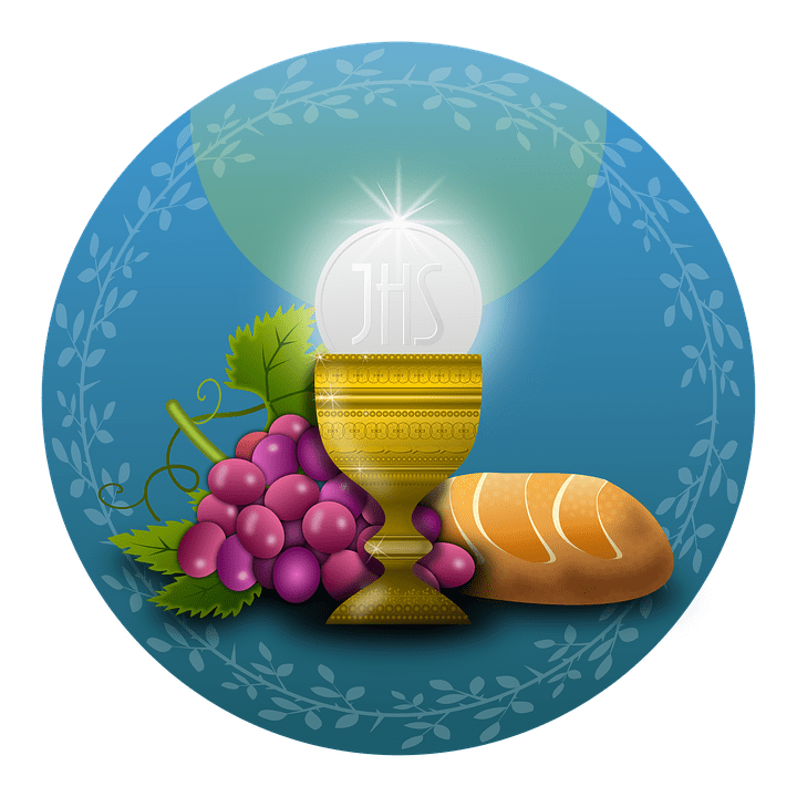 Congratulations to our first. Communion clipart eucharistic minister