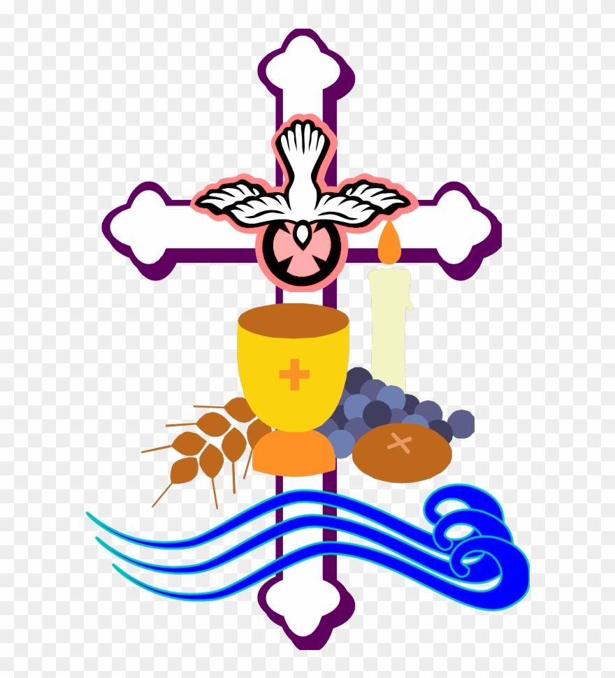 Sacraments of confirmation eucharist. Communion clipart initiation