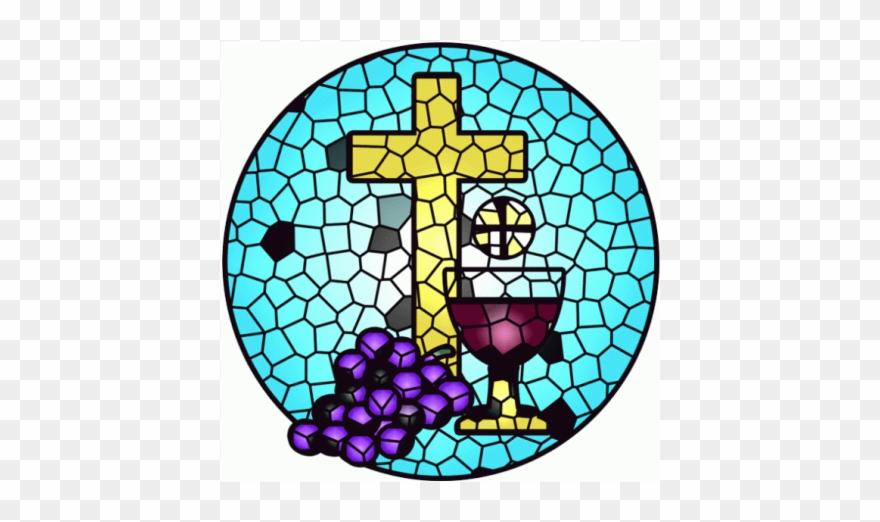 Cross sacraments of eucharist. Communion clipart initiation