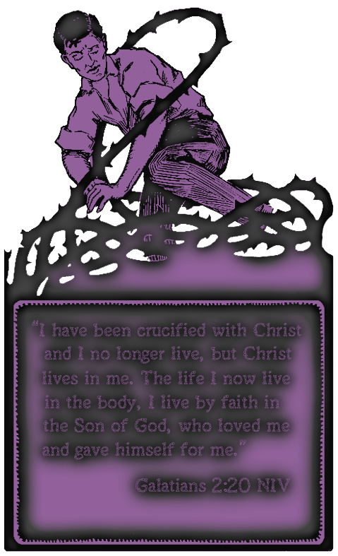 Communion clipart lavender. Galatians in both english