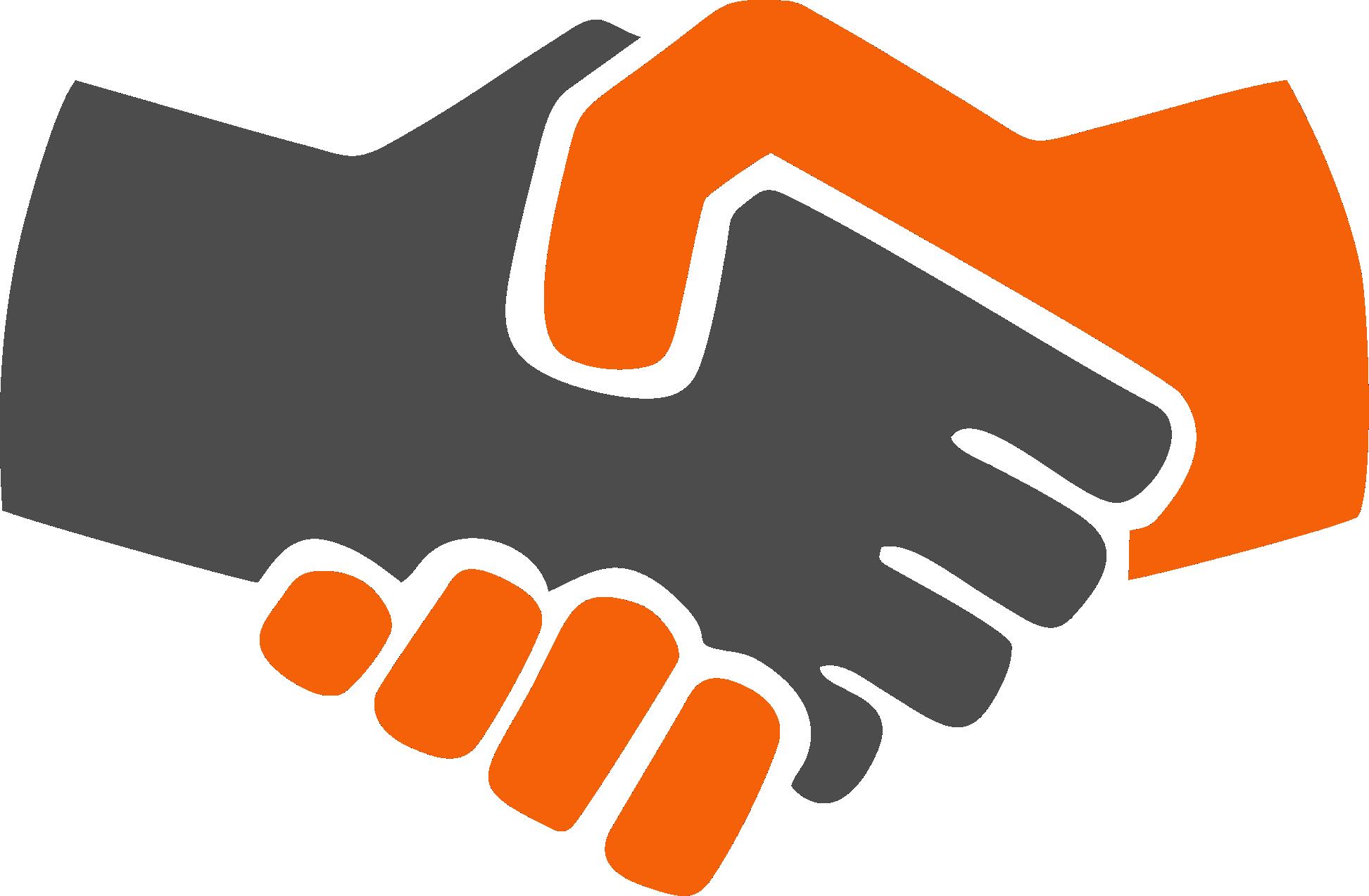 Handshake clipart commitment. Resurrection catholic church custom