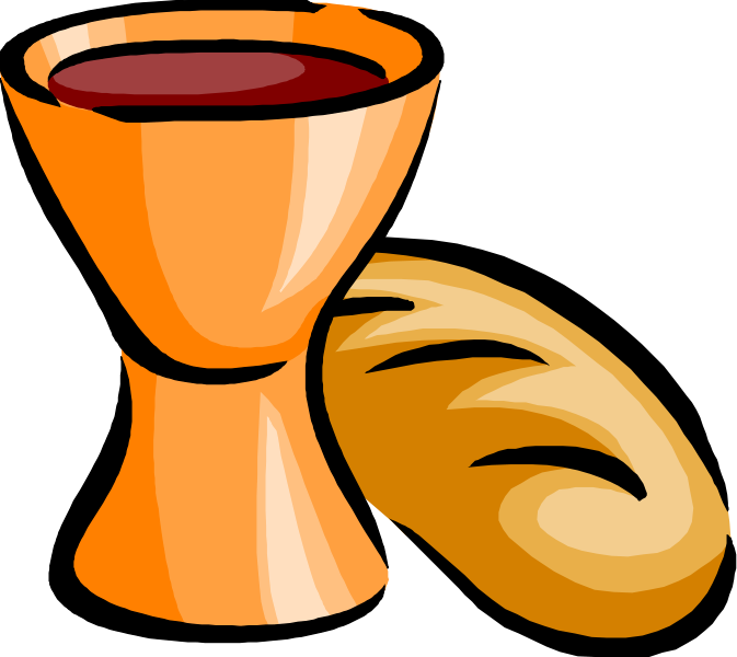 Passover communion service