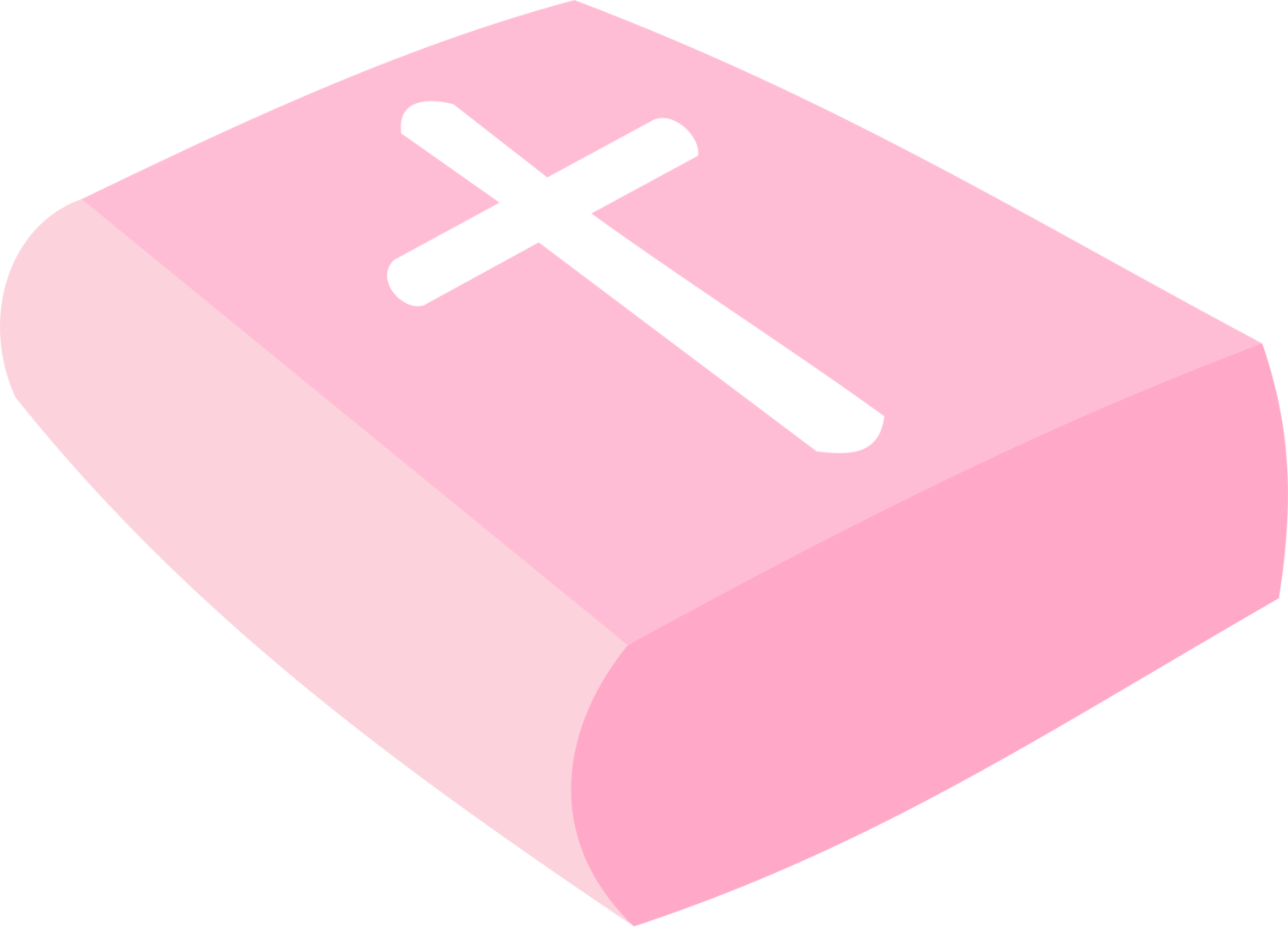 shared ver todas. Cross clipart pink