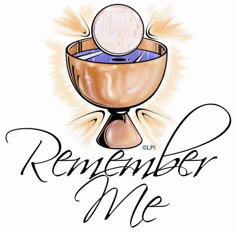 Communion clipart remember me. Free download best on