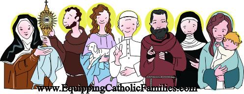 Communion clipart saints. Of