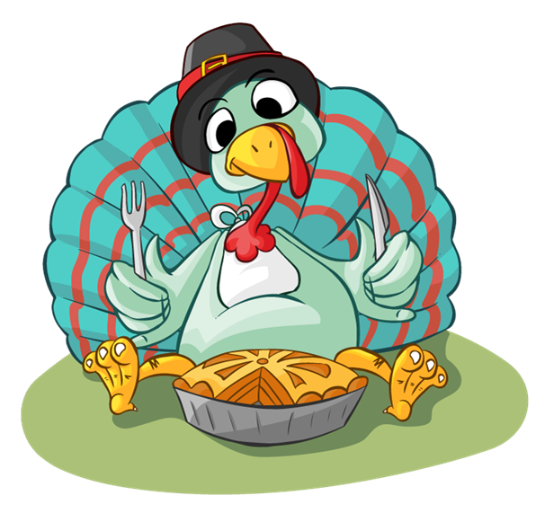 Eve worship and pie. Communion clipart thanksgiving