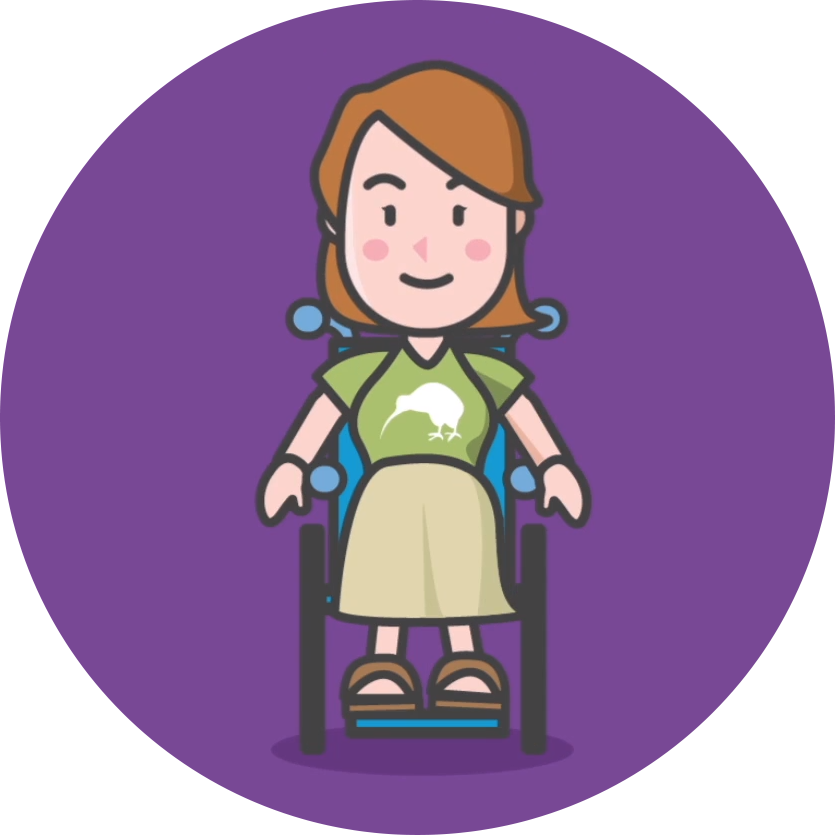 Patient clipart personal support worker. Disability mycare individualised funding