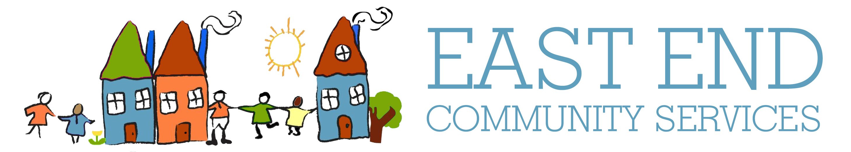 East end community services. Volunteering clipart outreach program