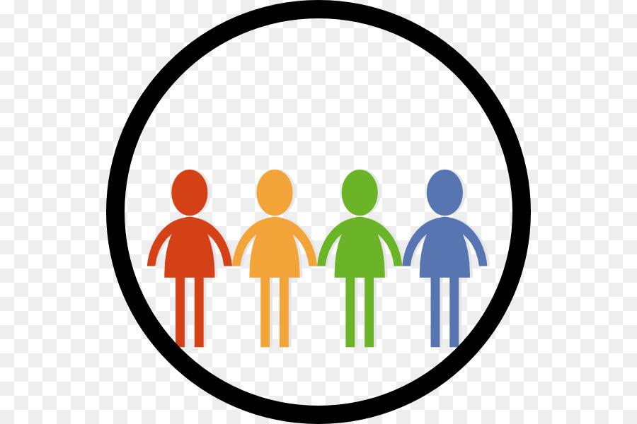 Community clipart community centre. Circle background transparent clip