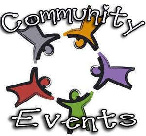 Community clipart community event. Events