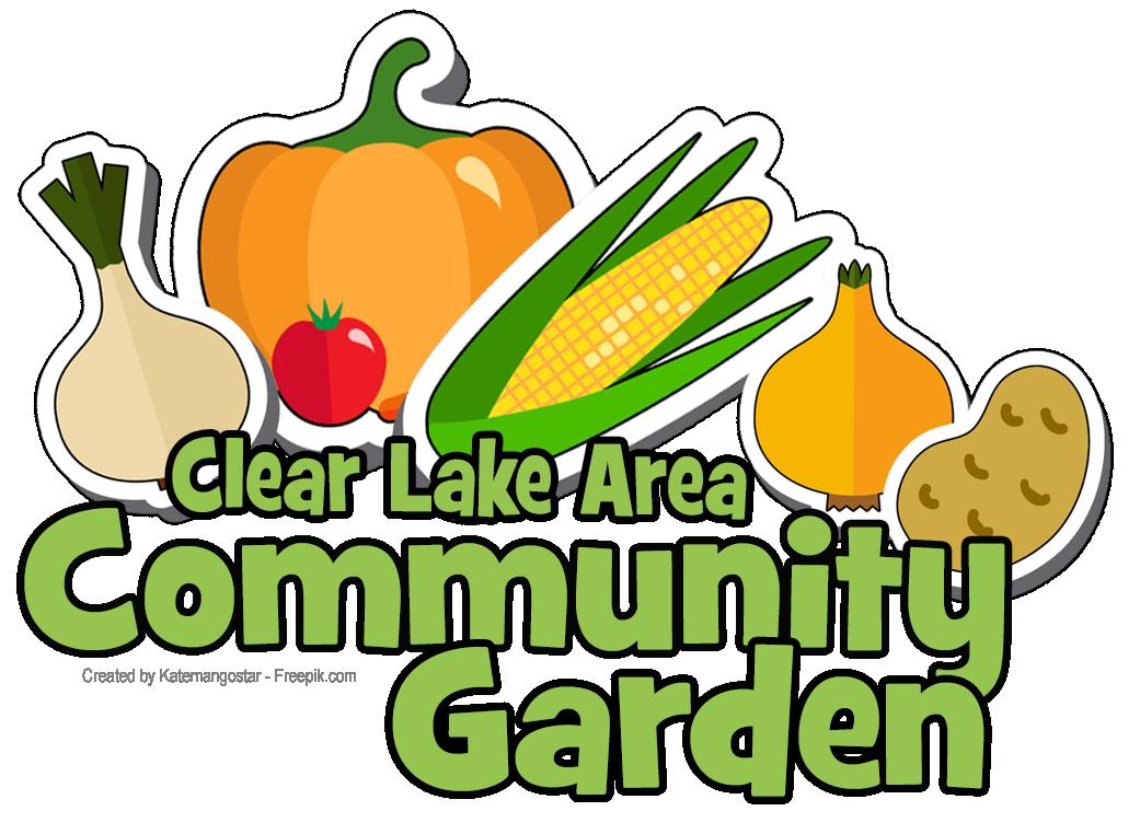 Crops community garden