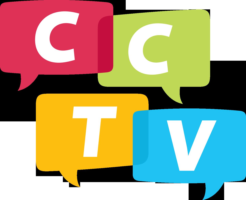 Square clipart tv logo. Cambridge media map community