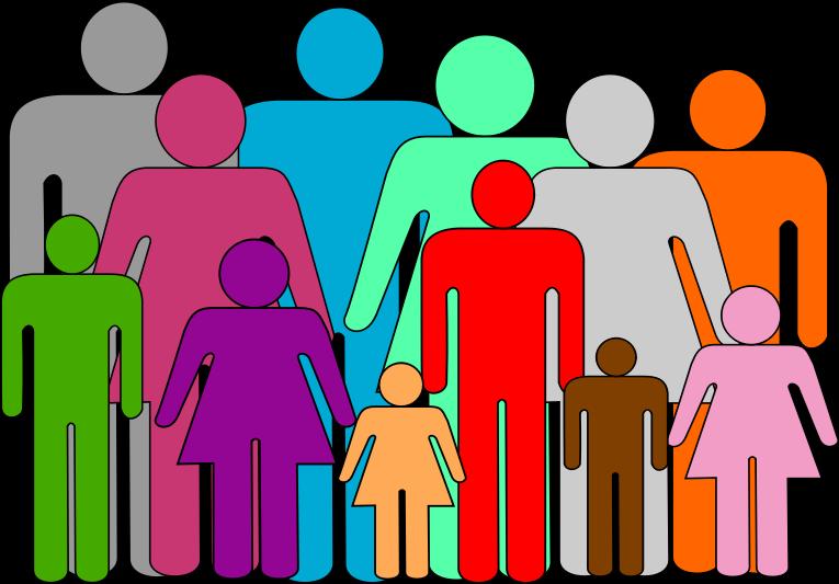 History clipart genealogy. Community matters one big