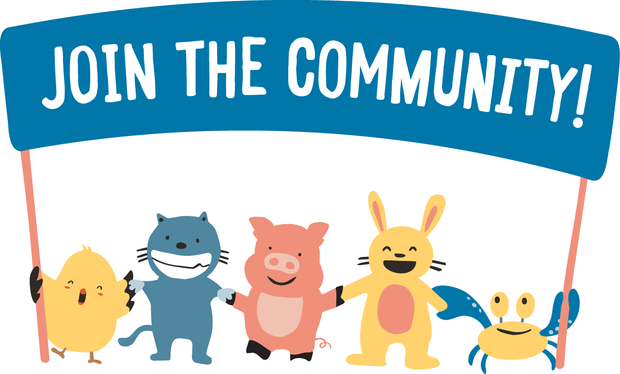 Too small to fail. Community clipart kind community