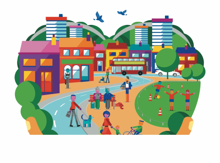 Community clipart local community. St george s is
