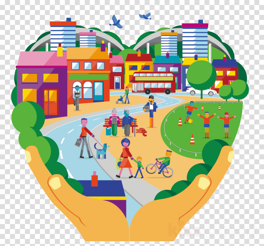 . Community clipart local community