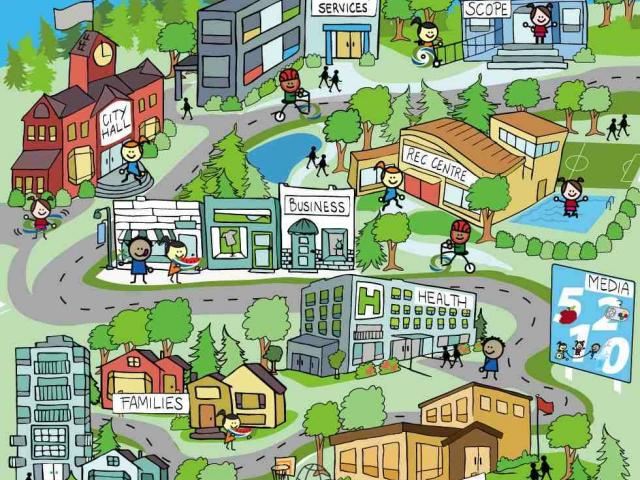 Free area download clip. Neighborhood clipart ideal community
