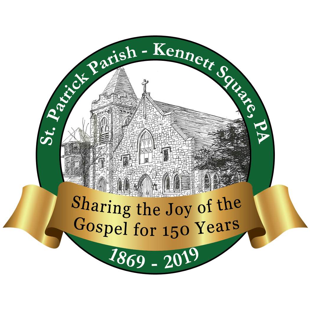 Saint patrick church jubilee. Community clipart parishioner