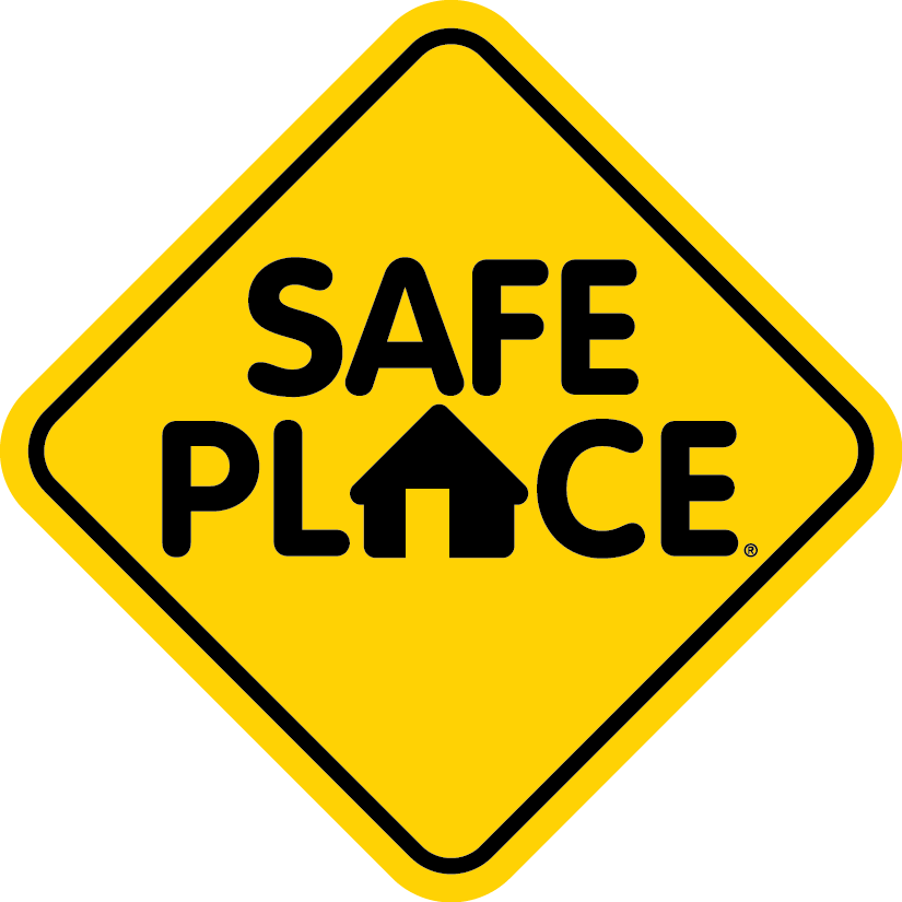 Safe clipart safety need. Place logo png safeplacelogo