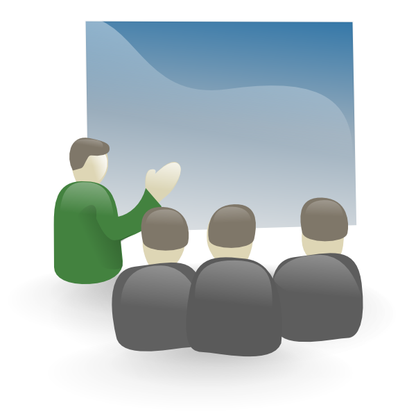 Conference clipart small meeting. Clip art at clker