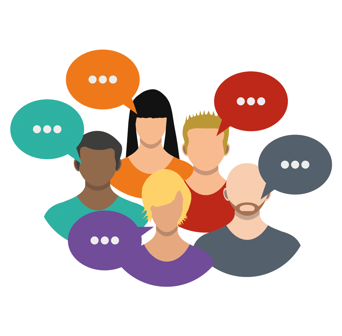 Research net patient foundation. Community clipart social involvement
