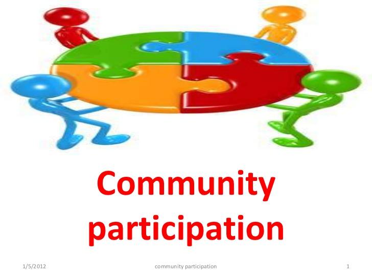 Community clipart social involvement. New participation