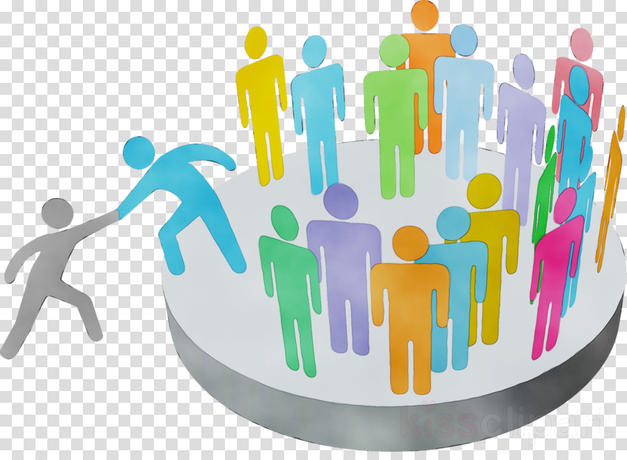 Community clipart social need. People group clip art