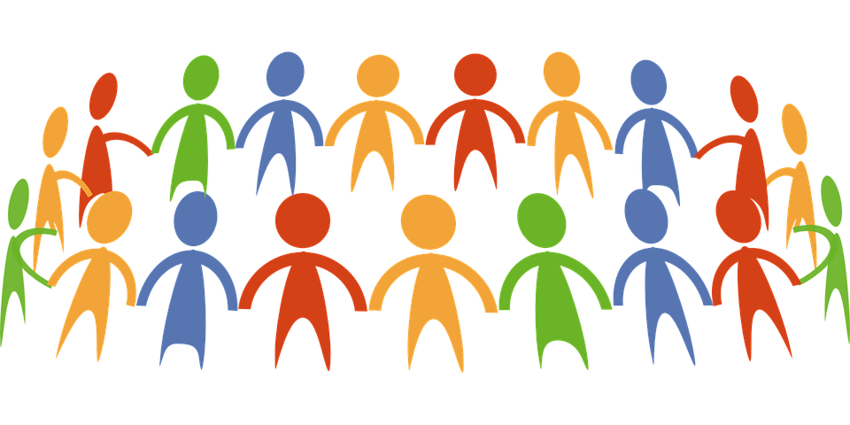 Community clipart social need. Concept and theory of